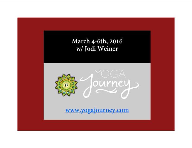 Yoga Journey_201603